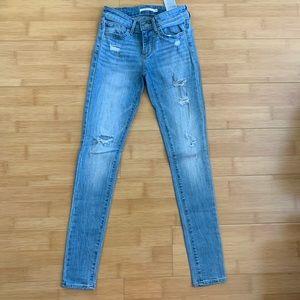 Blue Levi's Jeans